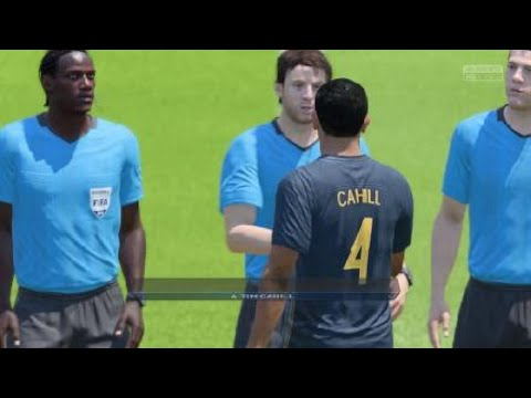 FIFA World CUP. Chile (Rastafari8884) VS Australia (Drezden_frg)