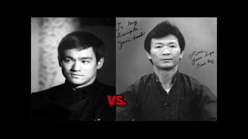 Брюс Ли против Вонг Джек Мена ПРАВДА О ДРАКЕ