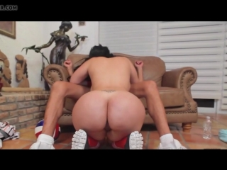 Мужик трахает горячую латину, short thick bbw latina busty bubble ass butt big cock fuck pussy