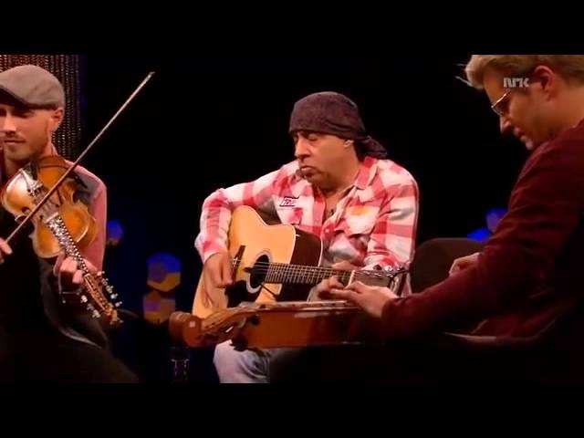 Steven Van Zandt playing Revelation from his release The Score - Lilyhammer