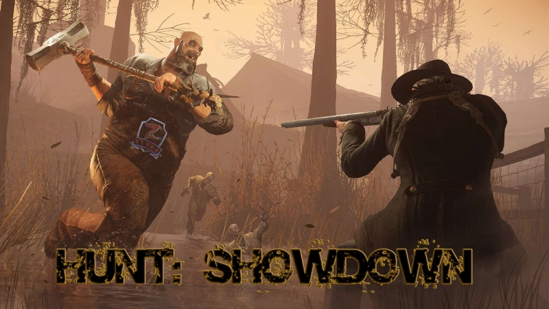Hunt Showdown Патчик)