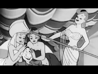 "Private SNAFU ""Gripes"" 1943 US Army Trainng Cartoon; Mel Blanc, Friz Freleng"