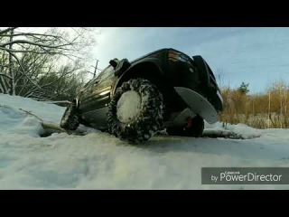 Rc Land Rover Discovery 3 1/6 scale crawler snow