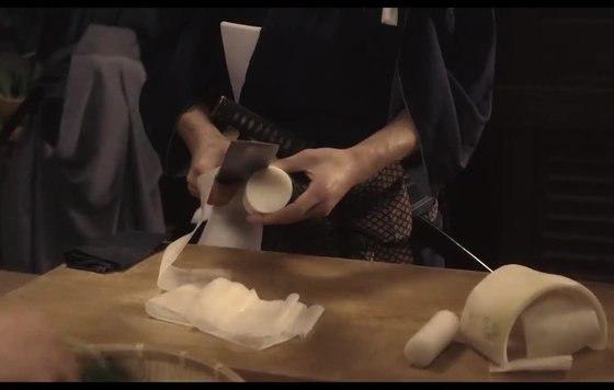Видео к фильму Сказка о самурайской кухне История настоящей любви 2013 Тизер