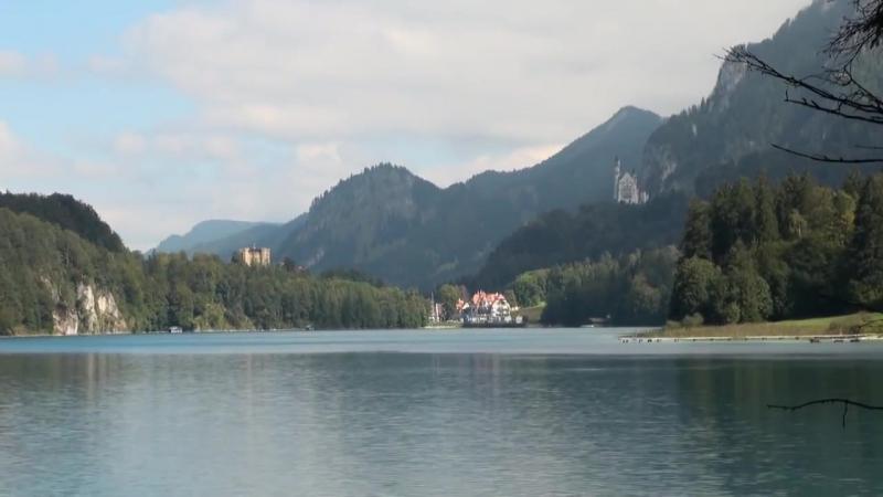 Alpsee Schwangau Rundwanderweg 2011