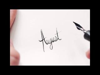 FEVERKIN. Calendar Project: August