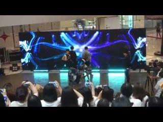 170709 Guerilla Concert Golden Child Dance Performance