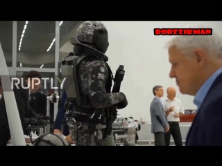 Russian new generation combat suit is already exist!behold the russian army of f