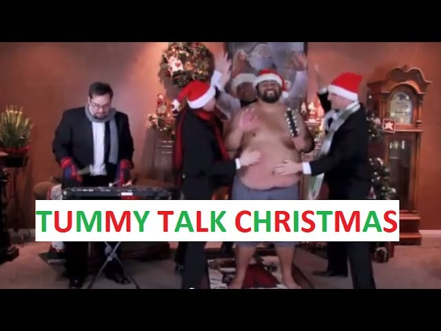 Jingle Bells Tummy Talk Christmas Happy Holidays from Matt Nickle Music