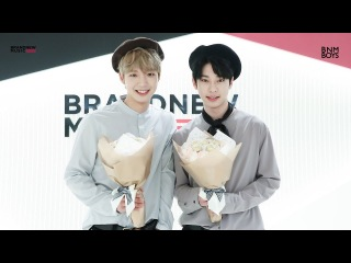 MXM (BRANDNEWBOYS) – '다이아몬드걸' (Valentine's ) Dance Practice