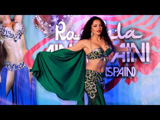 DARIYA MITSKEVICH Aini ya Aini 2018 Valencia Spain