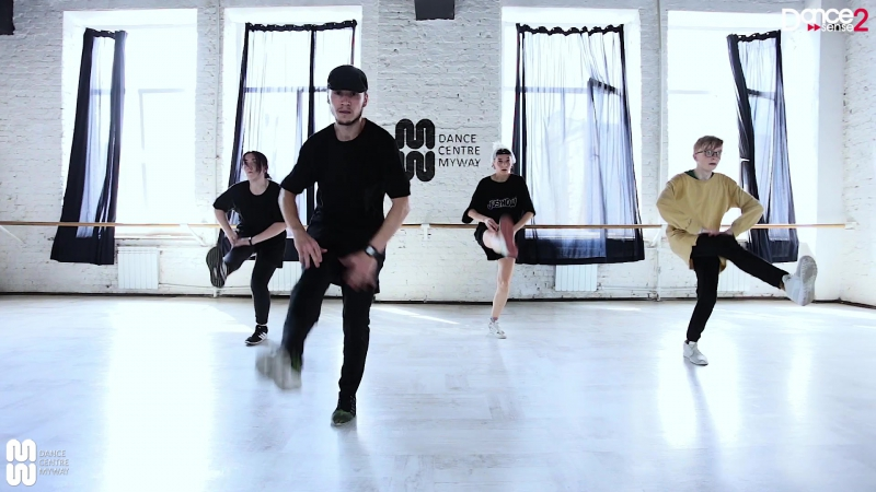 Usher feat Nicki Minaj She Came To Give It To You Andrey Sidorko DANCESHOT Dance Centre Myway