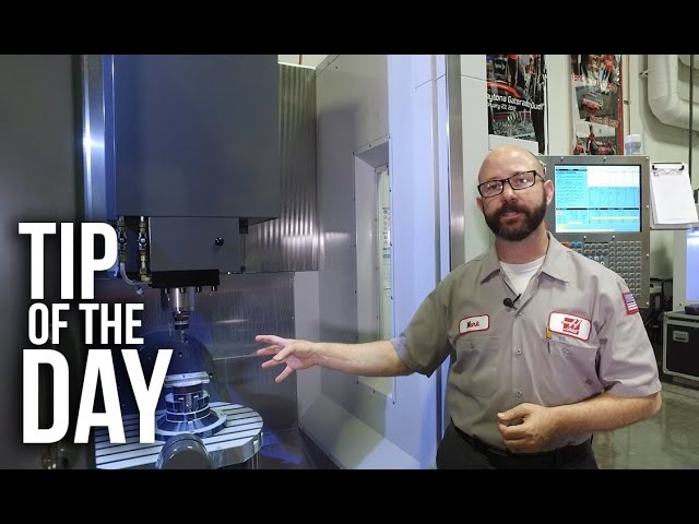 Easily Create Your Own Custom M and G Codes – Haas Automation Tip of the Day