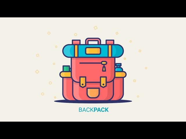 Design Process : Design a BackPack In Illustrator CC