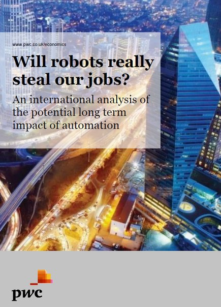 Will Robots Really Steal Our Jobs Report