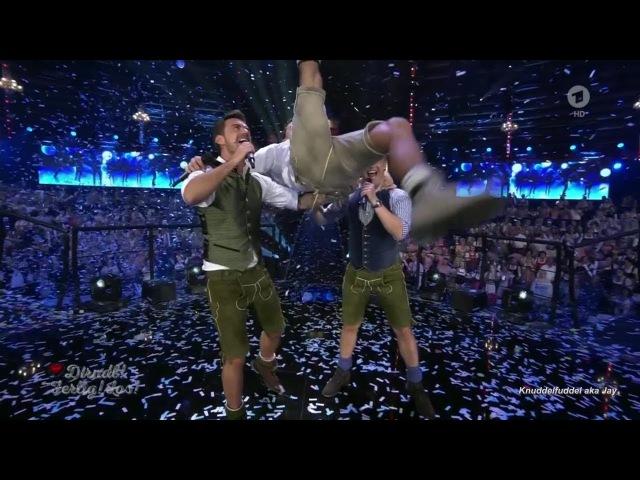 KLUBBB3 Das Leben tanzt Sirtaki DIRNDL! FERTIG! LOS! 2017