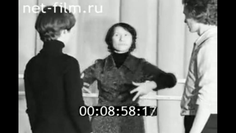 Киножурнал о Подмаревой ЮА
