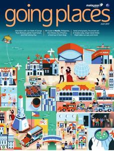 Going Places July 2017