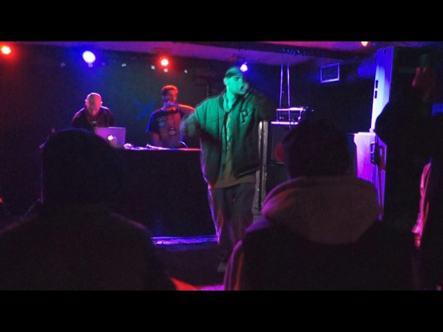 Gangsta Rap from Russia