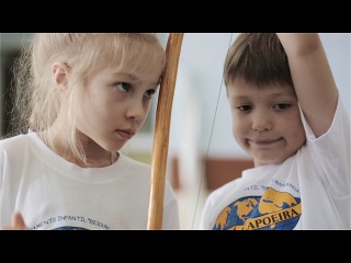 """Детский Капо-лагерь в Самаре - Acampamento Infantil """"Besouro Mangangá"""" (1, 2 смена) a"""