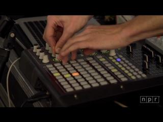 Sylvan Esso NPR Music Tiny Desk Concert