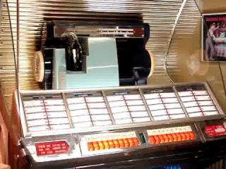 The Paris Sisters -  I Love How You Love Me - The original version, played on a 1954 Seeburg jukebox