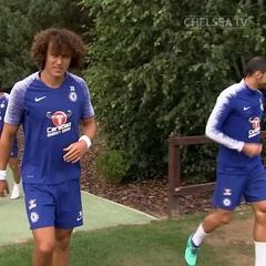 "David Luiz on Instagram: ""Happiness!!😁 """