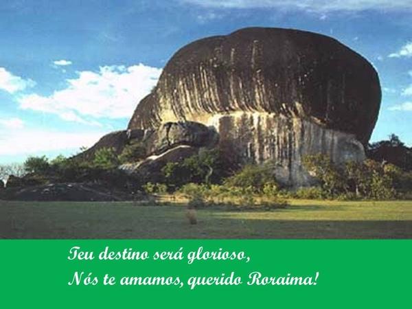 Hino de Roraima - legendado
