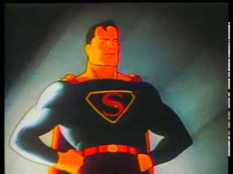 Супермен-Мультсериал-Серия 14 (1941)