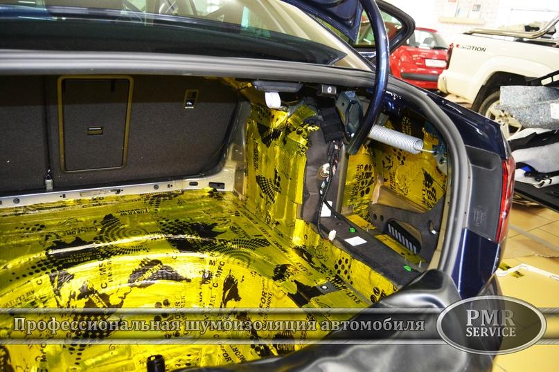 Шумоизоляция Volkswagen passat b8…, изображение №18