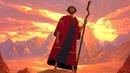 Посмотри на свой народ Моисей. Они свободны. Финальная сцена. Принц Египта (1998) год.