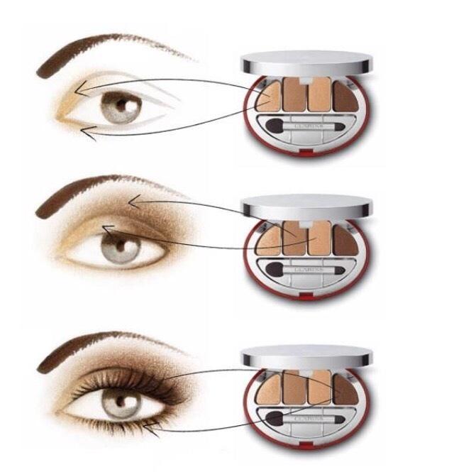 Идеальное сочетание: как подобрать тени под цвет глаз, изображение №11