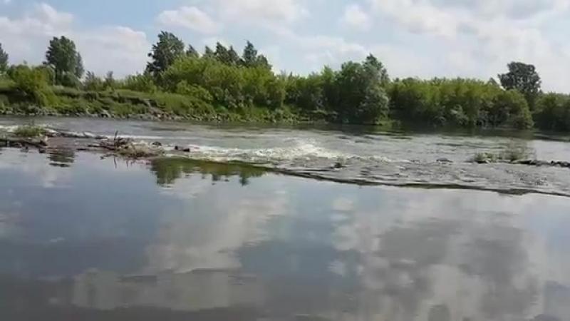 Сплав на плоту от Каменска Уральского река Исеть yaclip scscscrp
