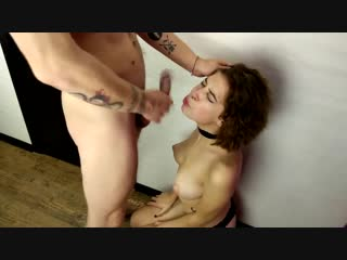Very hard fucked her in the mouth and cum abundantly on the face - pornhubcom