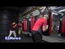 Andrey Fedosov ready to take on fury joshua wilder EsNews Boxing