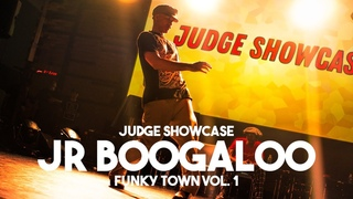 Jr Boogaloo (USA) | Judge Showcase | Funky Town Vol. 1 | RPProds |