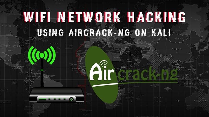 Hack WiFi Network Using Aircrack-ng [WPA/WPA2]