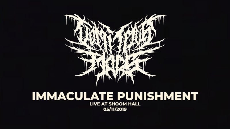Vomitous Mass Immaculate Punishment 11 05 2019 SHOOM