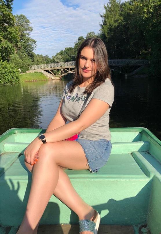 Кристина Реутская Слив