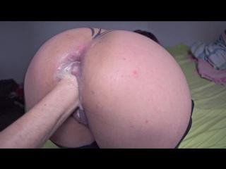 Argendana - sadic anal fisting [фистинг, анал, fisting, extreme insertion, anal, gape, milf, домашнее порно]