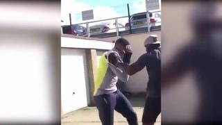 Тренировка ТИТАНА Бокса - Энтони Джошуа -Anthony Joshua training