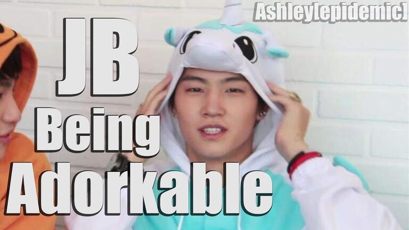 JB Being Adorkable