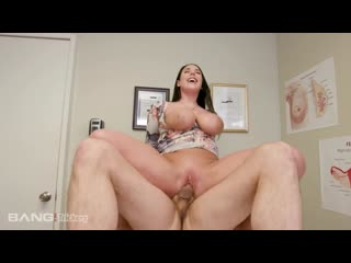Angela White Is A Hot Doctor That Cures Her Patients Erectile Dysfunction-08032019_720p