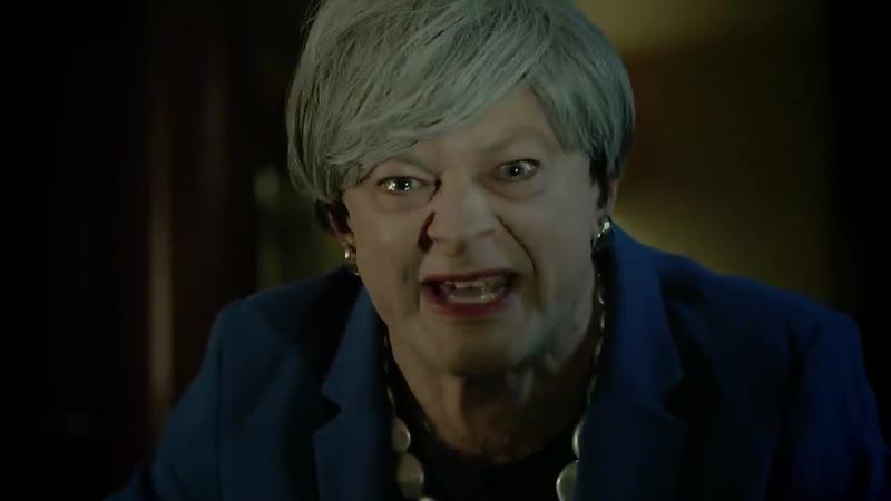 Тереза Мэй: Брекзит - моя прелесть! (Энди Серкис)