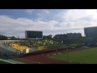 6 тысяч болельщиков на матче ФК Кубань из 5-го дивизиона России