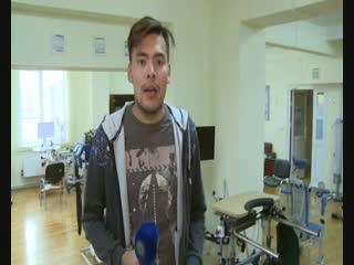 Робототехника помогает при реабилитации в Центре восточной медицины в Бурятии
