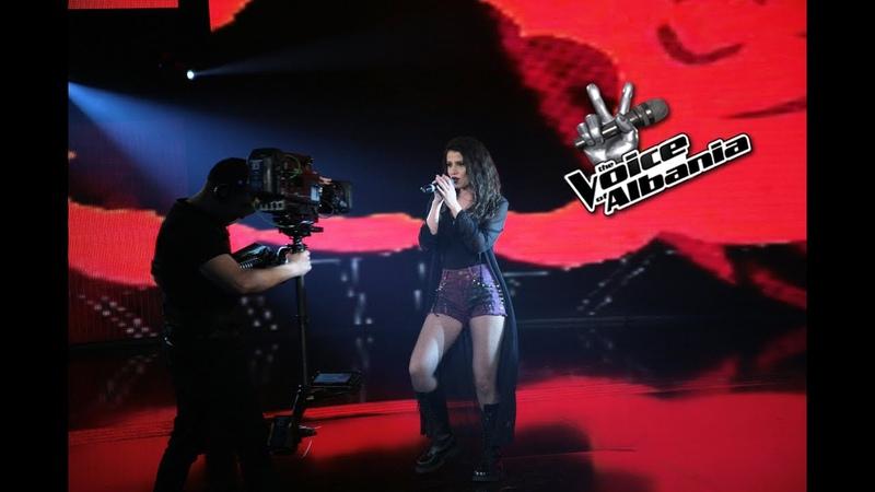 Frosina Muji - Hero (The Voice of Albania 5 | Netet Live 2)