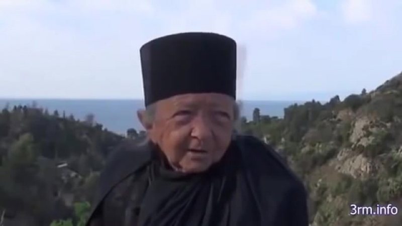 АФОНСКИЙ старец о неправославном патриархе Кирилле