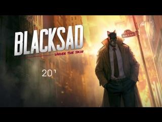 Blacksad under the skin #1 teaser esrb