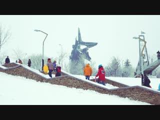 """Лыжи, санки, сноуборды """"Виктория-горки"""""""